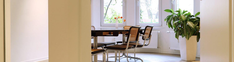 Kanzlei Schulz-Koffka Häring aus Hannover - Empfangsbereich